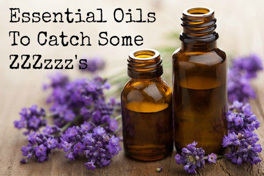 Aiding Insomnia with Essential Oils