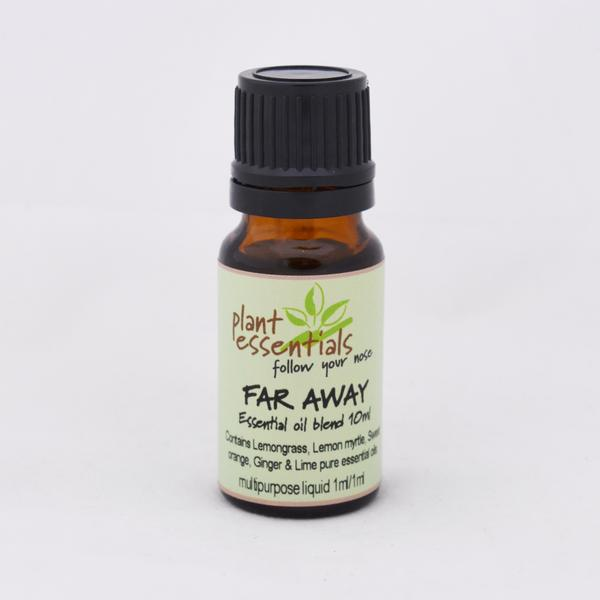 "Introducing ""Far Away"" - A Handcrafted & Designed 100% Pure Essential Oil Blend"