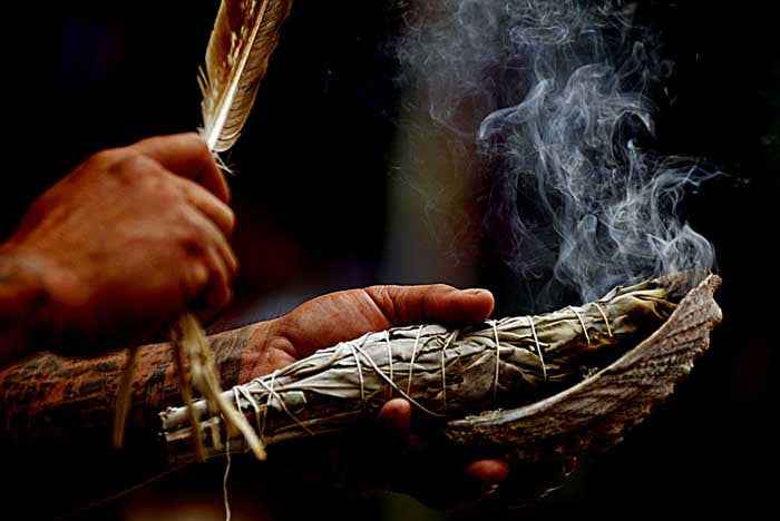 Health Benefits And Uses Of Space Clearing & Smudging