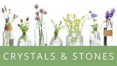 CRYSTALS & STONES PLANT ESSENTIALS TOWNSVILLE