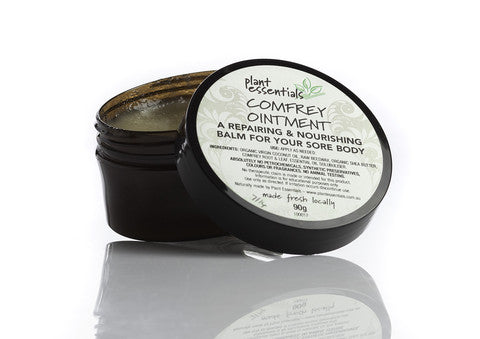 Comfrey Ointment, handmade by Plant Essentials