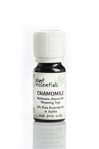 Chamomile essential oil by Plant Essentials