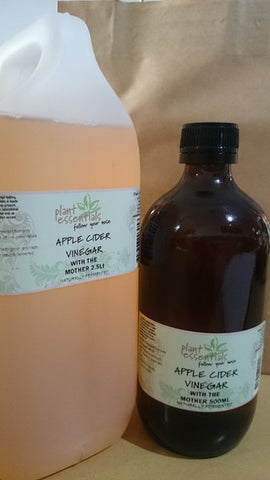apple cider vinegar by Plant Essentials