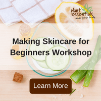 making skincare for beginners