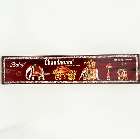 Balaji Chandanam Incense 15g