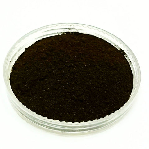 Black Walnut Hulls powder, Juglans nigra. Wildcrafted