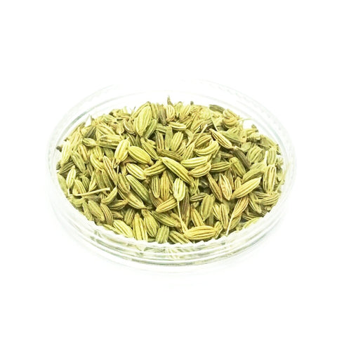 Fennel Seed, Foeniculum vulgare, organically grown