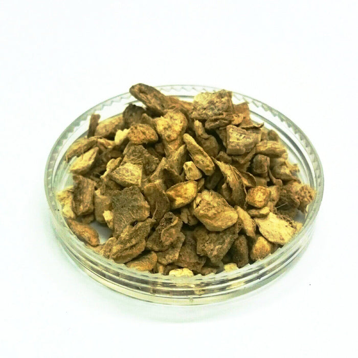 Ginger Root, Zingiber officinale, organically grown