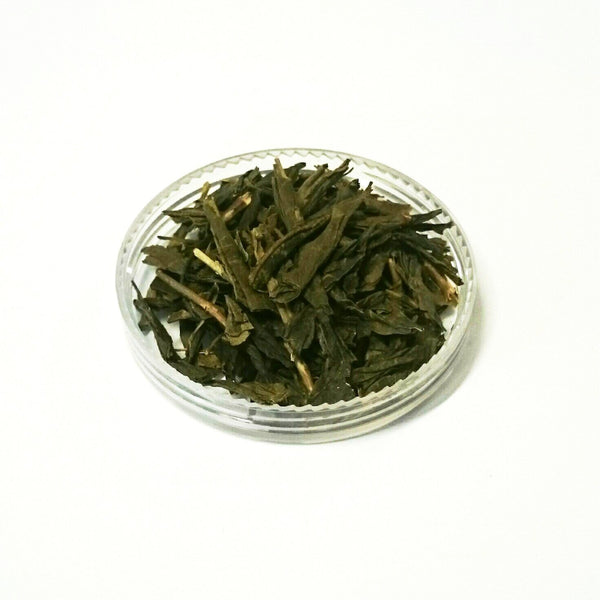 Green Tea Sencha, Camellia sinensis, organically grown