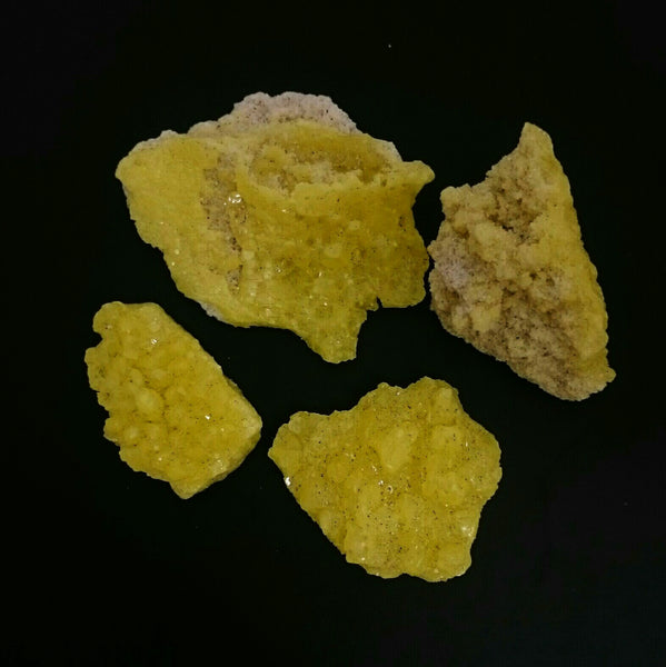 Sulphur ~ Cluster (each) Small