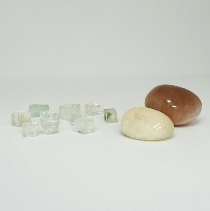Apophyllite, Green ~ Tip (each) small