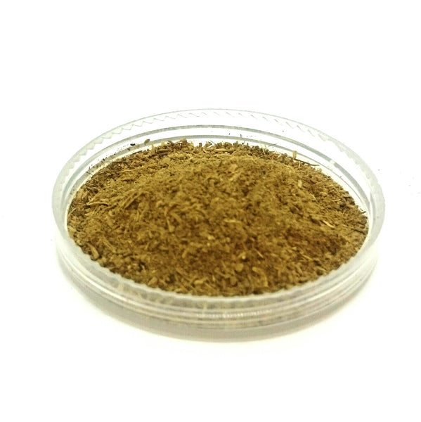 Yellow Dock Root powder, Rumex crispus