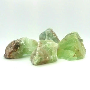 Calcite, Green ~ Raw stone (each)