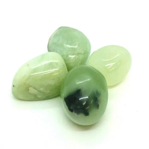 New Jade ~ Tumbled stone