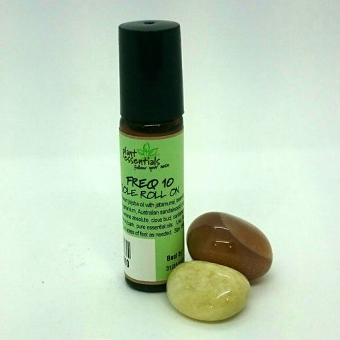 FREQ 10 Sole Roll on 10ml