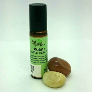 FREQ 1 Temple Roll on 10ml
