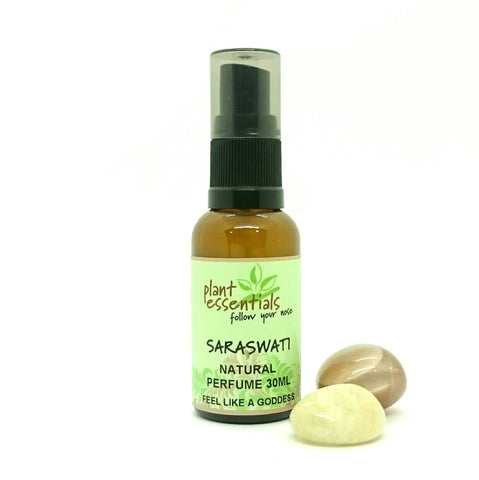 Saraswati Natural Goddess Perfume 25ml