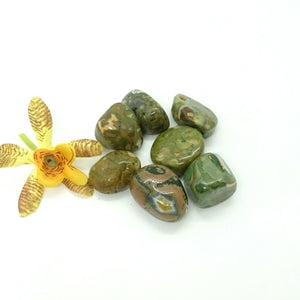 Rhyolite ~ tumbled stone (each)
