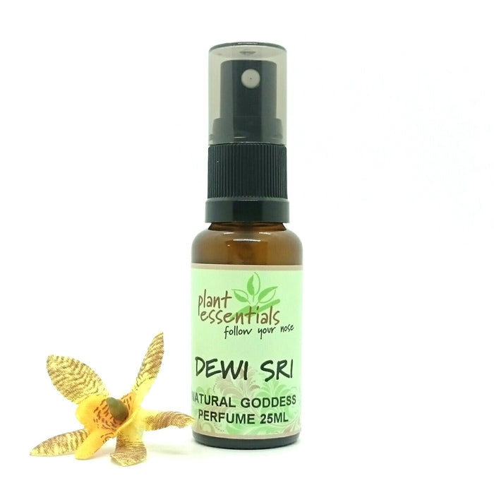Dewi Sri Natural Goddess Perfume 25ml