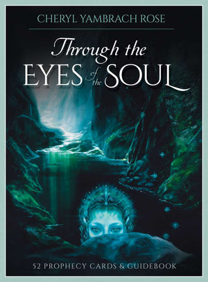 Through the eyes of the soul ~ Cheryl Yambrach Rose