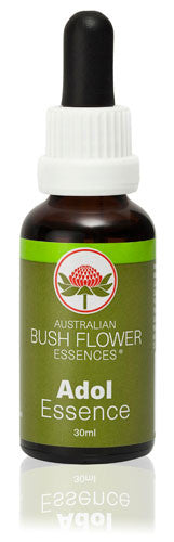 Adol Australian Bush Flower Essence Drops - 30ml