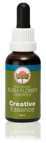 Creative Australian Bush Flower Essence Drops - 30ml