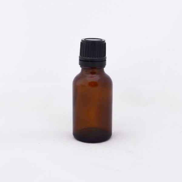 Essential Oil Bottle with dripolator 18mm neck 25ml