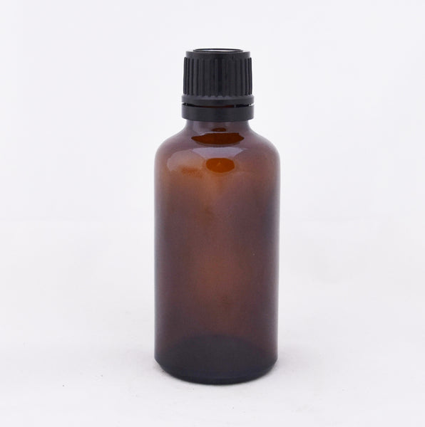 Essential Oil Bottle with dripolator 18mm neck 50ml