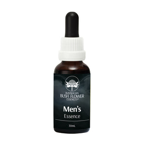 Men's Australian Bush Flower Essence Drops - 30ml