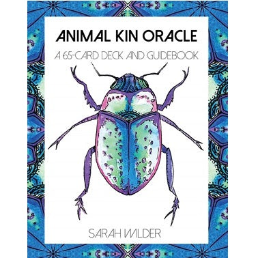 Animal Kin Oracle ~ Sarah Wilder