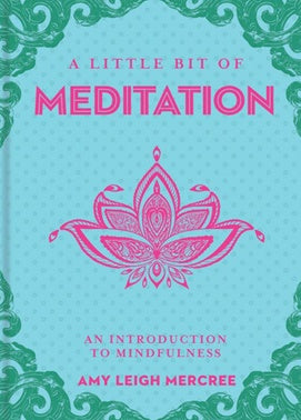 A Little Bit of Meditation ~ Amy Leigh Mercree