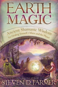 Earth Magic Book, Steven Farmer