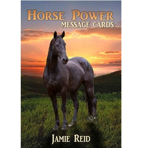 Horse Power Message Cards Author ~ Jamie Reid
