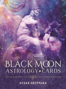 Black Moon Astrology Cards ~ Susan Sheppard