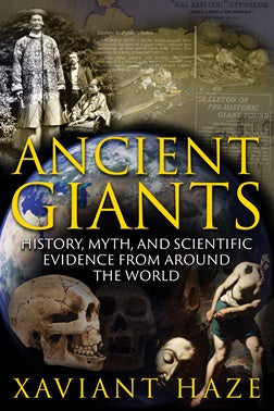 Ancient Giants ~ Xaviant Haze