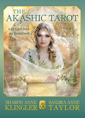 The Akashic Tarot ~ Sharon Anne Klinger & Sandra Anne Taylor