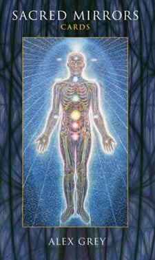 Sacred Mirrors Cards ~ Alex Grey