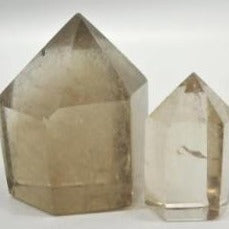 Smokey Quartz ~ Polished Point (each)