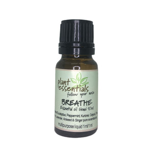 Breathe 100% Pure Essential Oil Blend