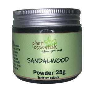 Sandalwood powder 25g