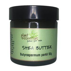 Shea Butter ~ Butyrospermum Parkii ~ Organically Grown ~ Unrefined