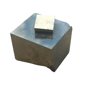 Pyrite ~ Natural Cube