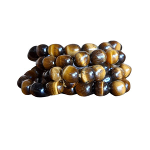 Golden Tigers Eye Crystal Bracelet