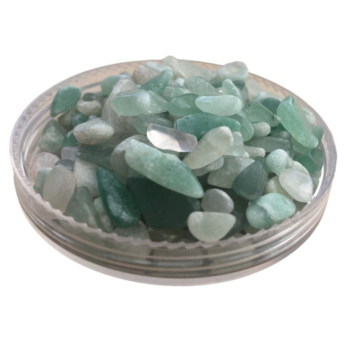 Aventurine Chips, Green