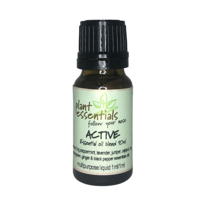 Active 100% Pure Essential Oil Blend