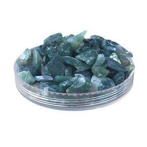 Moss Agate Chips