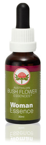 Woman Australian Bush Flower Essence 30ml drops