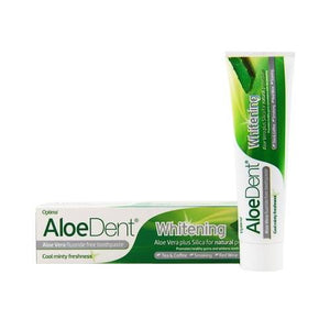 Aloe Dent Toothpaste 100ml, whitening