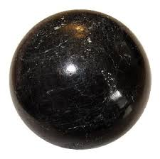 Black Tourmaline Sphere 6cm (approx 450g+)