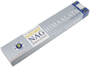 Golden Nag Himaalaya Incense sticks 15g